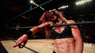 The Over/Under On Lucha Underground Season 2 Episode 15: No Mas, No Fuss