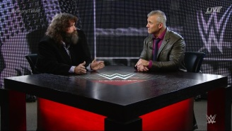 Man Behind The Money: Shane McMahon Talked To Mick Foley About WrestleMania, Montreal, And Monday Nitro