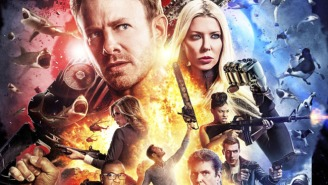 'Sharknado 4' Reveals A Brand New Poster And Roster Of Celebrity Cameos