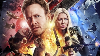 'Sharknado: The 4th Awakens' releases list of celebrity cameos and 'Star Wars'-esque poster
