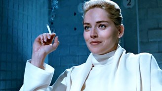 Sharon Stone Has A 'Wee' Role In An Upcoming Marvel Movie, But Which One?
