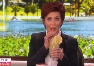 Lemonade Was On The Menu As Sharon Osbourne Addressed Her Ozzy Split