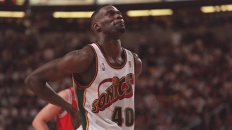 Former SuperSonics Players Say Adam Silver Wants A Team Back In Seattle Soon
