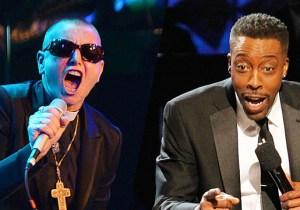 Sinead O'Connor Blames Arsenio Hall For Prince's Death In A Bizarre Facebook Rant