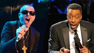 Sinead O'Connor Held Nothing Back While Responding To Arsenio Hall's Lawsuit