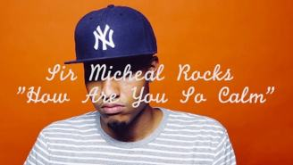 Sir Michael Rocks Doesn't Break A Sweat In His New Video For 'How Are You So Calm'