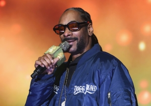 Snoop Dogg Thought A Photoshopped Throwback Of Him Smoking With Kurt Cobain Was Real