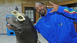 The World's Biggest 'Peaky Blinders' Fan? You Guessed It… Snoop Dogg