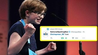 The National Spelling Bee Twitter Account Shut Down A Troll So Hard They Quit Twitter