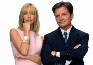 On this day in pop culture history: Michael J. Fox said goodbye to 'Spin City'