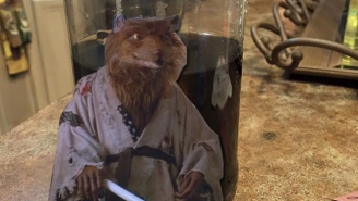 A Family Finished Half Their Dr. Pepper Before Finding A Floating Dead Rodent In The Bottle
