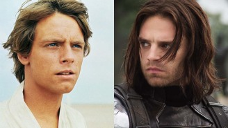 Mark Hamill & Sebastian Stan in the Star Wars/Marvel Crossover You Need to See