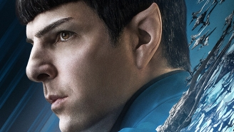 New 'Star Trek Beyond' character posters beam up Spock and Chekov