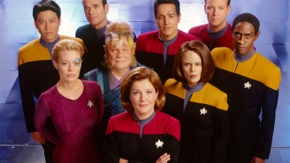 15 years ago today: Trekkies said goodbye to 'Star Trek: Voyager'