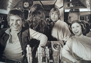On this day in pop culture history: 'Star Wars' entered our galaxy