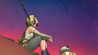 210 days until Star Wars: Star-studded talent comes out to draw 'The Force Awakens' comic