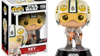 Behold the wallet-draining power of these 'Star Wars: The Force Awakens' Pop Vinyls