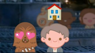 Missed 'Star Wars: The Force Awakens?' Here's A Recap Told In Emoji