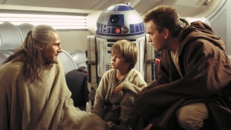 On this day in pop culture history: 'Star Wars' returned with 'The Phantom Menace'
