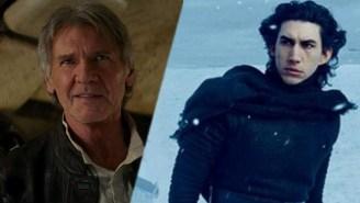J.J. Abrams Explains Kylo Ren's Mindset In That Unforgettable Han Solo Scene