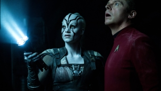 'Star Trek Beyond' drops a new trailer that promises brave new frontiers