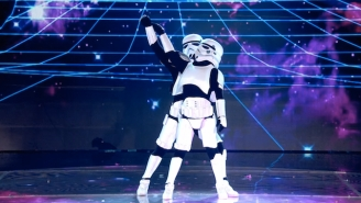 The Dancing Stormtroopers Return With Spice Girls And Swayze In Their Bag Of Tricks