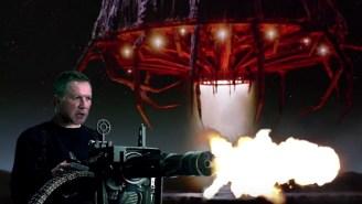 Stephen Colbert Imagines An Even More Optimistic, Food-Filled Ad For John Kasich