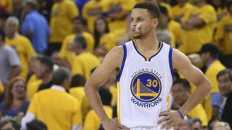 How Many Thousands Of Dollars Would You Pay For Steph Curry's Game-Worn Mouthguard?