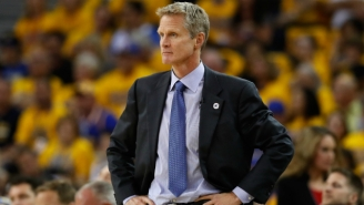 Here's Why Steve Kerr Is Wrong About The NBA's Last Two Minutes Reports On Referees