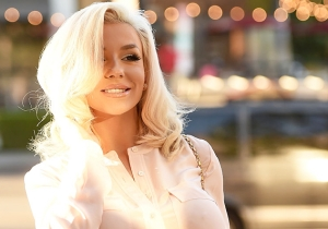 Courtney Stodden Takes The Next Logical Step To Fame By Getting Pregnant With Doug Hutchison's Child