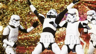 These Stormtroopers Show They've 'Got Talent' With The Whip And Nae Nae
