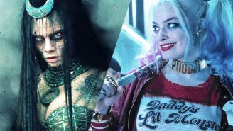 The Women Of 'Suicide Squad' Went To Some Drastic Measures To Get Into Character