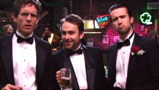 Rob McElhenney Invites The Lesbian Teen Kicked Out Of Prom To Wear Her Suit On 'It's Always Sunny'