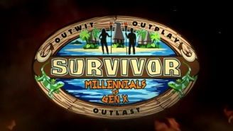 The New Season Of 'Survivor' Will Pit Generation X Against Millennials In A Feud Of Stereotypes