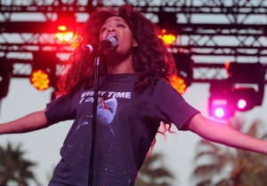 SZA Tweets 'I Actually Quit' But The TDE President Laughs It Off