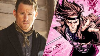 Channing Tatum's 'Gambit' Is Still Happening, With Some 'Deadpool' Influence