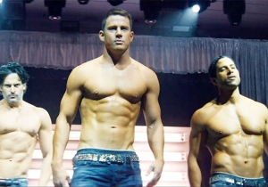 'Magic Mike Live' Is Coming To Vegas, So Book Your Flight Now
