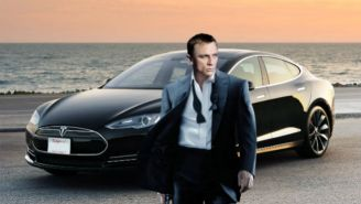 Tesla's New Safety Feature Is Something Only James Bond Would Use