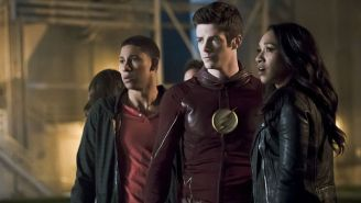 Let's Talk Tuesday's Geeky TV: 'The Flash' Is In 'The Race Of His Life'
