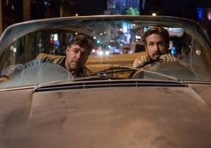 Review: Shane Black's 'The Nice Guys' is a raw, rough, rowdy delight