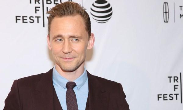 Tom Hiddleston is a cheeky bastard