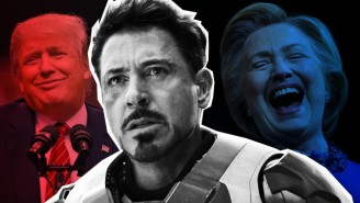 Which Presidential Candidate Does Robert Downey Jr. Think Tony Stark Would Vote For?