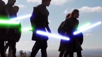 The Tower Of Joy Scene From 'Game Of Thrones' Is Even Better As A Lightsaber Battle
