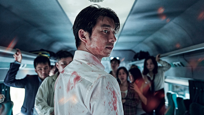 best netflix horror movies - train to busan