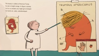 Michael Ian Black Is Writing A Children's Book About Donald Trump