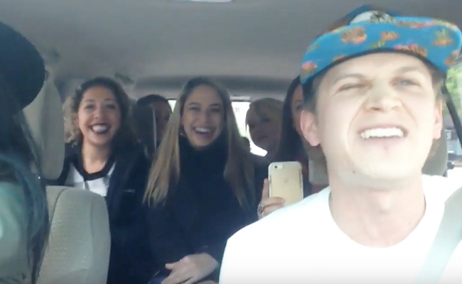 Watch This Uber Driver Burst Into A Slick Rap To Prove His Passengers Wrong