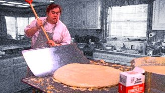 What Trying To Eat An Enormous Pancake Can Teach You About The Quest For Immortality