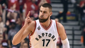 The Raptors Could Get Jonas Valanciunas Back For Game 4, But Will It Be Enough?