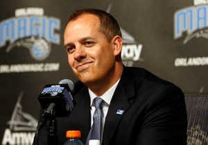 Frank Vogel Says It's 'Inaccurate' When Larry Bird Said He Begged For The Pacers Job