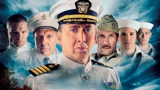 Nicolas Cage Does Battle With WWII-Era Sharks In The 'USS Indianapolis' Trailer